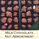 Link to milk chocolate nut assortment page.