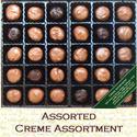 Link to assorted creme assortment page.