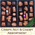 Link to crispy nut and chewy assortment page.