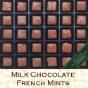 Link to milk chocolate french mints page.
