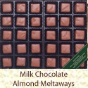 Link to milk chocolate meltaways page.