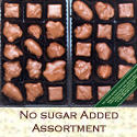 Link to no sugar added assortment page.