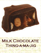 Milk chocolate thing a ma jig. Click on the add flavor button to add.